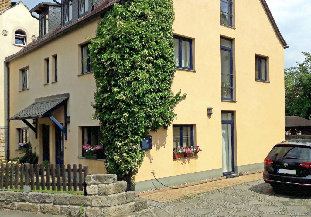Ferienhaus in Dresden 2- 6 Personen
